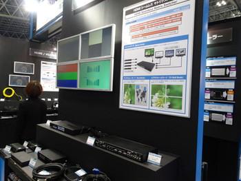 展示品・HDMIシームレスマトリクススイッチ